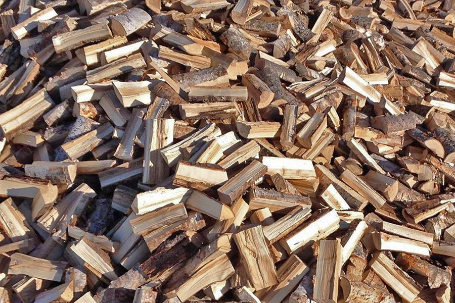 firewood for chimneys